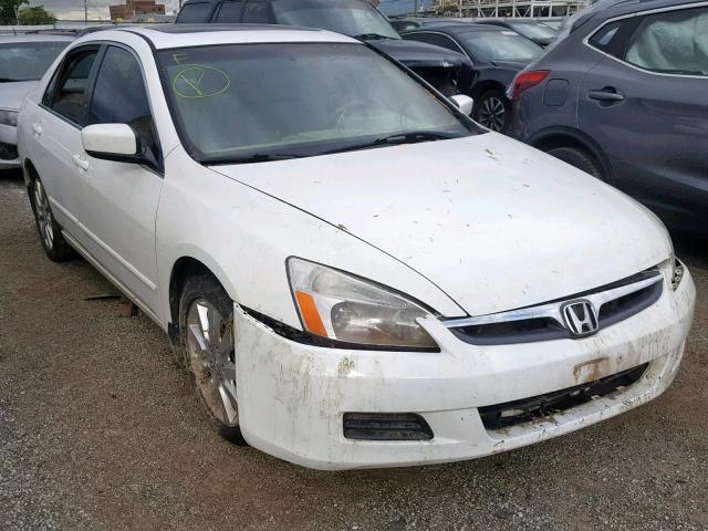 Salvage 2006 Honda ACCORD EX for sale