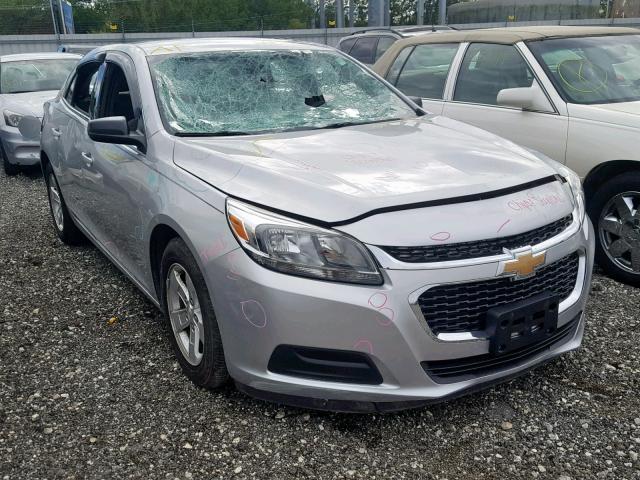 2014 Chevrolet Malibu Ls 2.5L