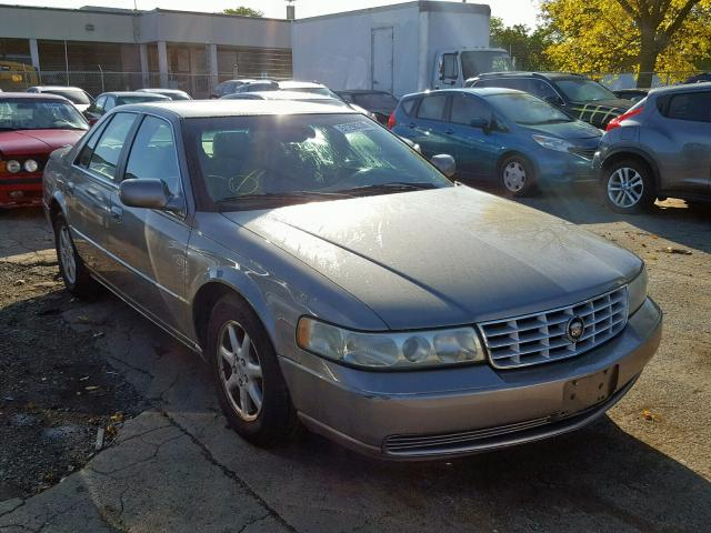 Salvage 2001 Cadillac SEVILLE SL for sale