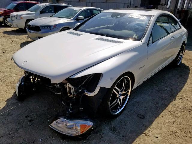 2013 MERCEDES-BENZ  CL 550 4MATIC