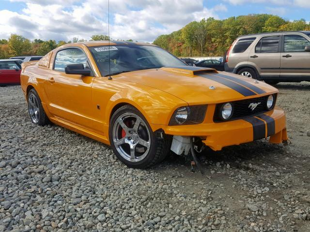 Copart Customer Service Number >> 2007 Ford Mustang Gt For Sale Ma West Warren Wed Oct