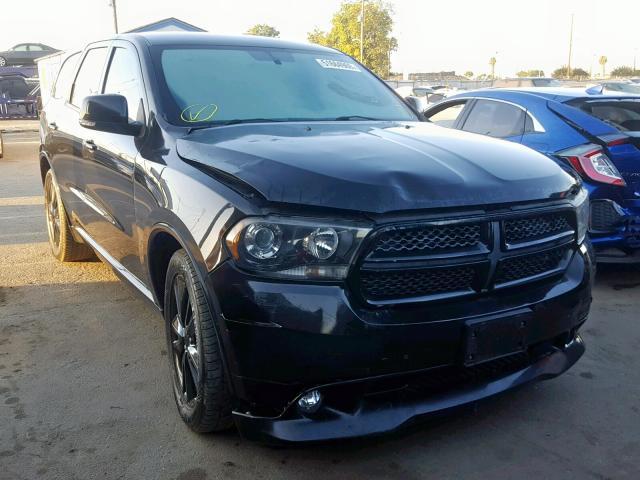 Salvage 2013 Dodge DURANGO R for sale