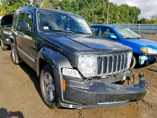 2011 Jeep Liberty Li 3.7L