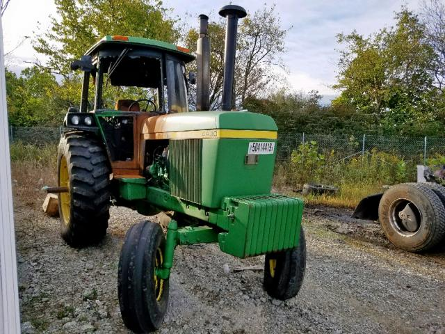 click here to view 1975 JOHN DEERE TRAC at IBIDSAFELY