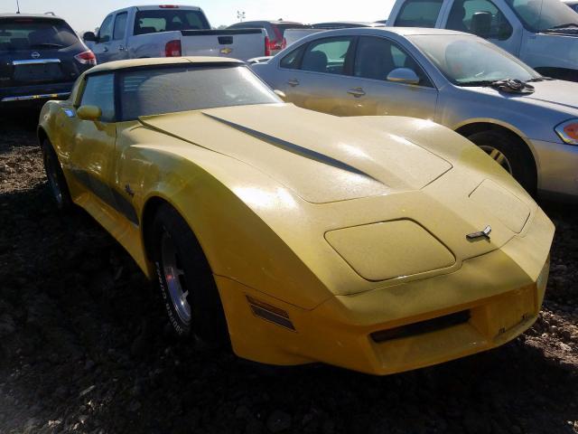 1980 Corvette For Sale >> 1980 Chevrolet Corvette For Sale In Houston Tx Lot 51485999