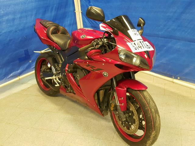 Yamaha YZFR1 salvage cars for sale: 2004 Yamaha YZFR1