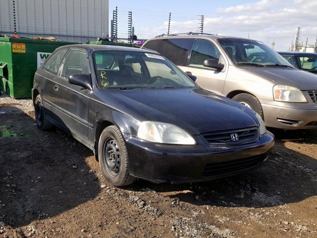 1999 Honda Civic Dx 1.6L