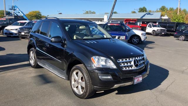 click here to view 2011 MERCEDES-BENZ ML 350 4MA at IBIDSAFELY