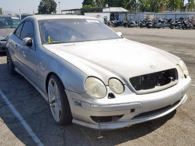 photo MERCEDES-BENZ CL 600 2002