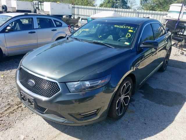 2016 Ford Taurus Sho >> 2016 Ford Taurus Sho 3 5l 6 For Sale In Kansas City Ks Lot 51672379