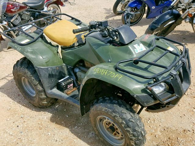 click here to view 2009 HONDA TRX250 TM at IBIDSAFELY