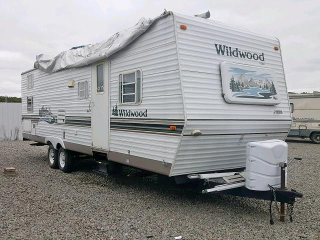 Wildcat salvage cars for sale: 2003 Wildcat Wildwood