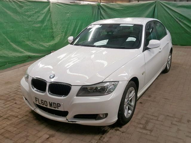 BMW 318D ES - 2010 rok