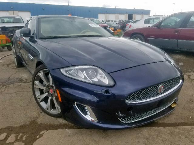 click here to view 2015 JAGUAR XK at IBIDSAFELY