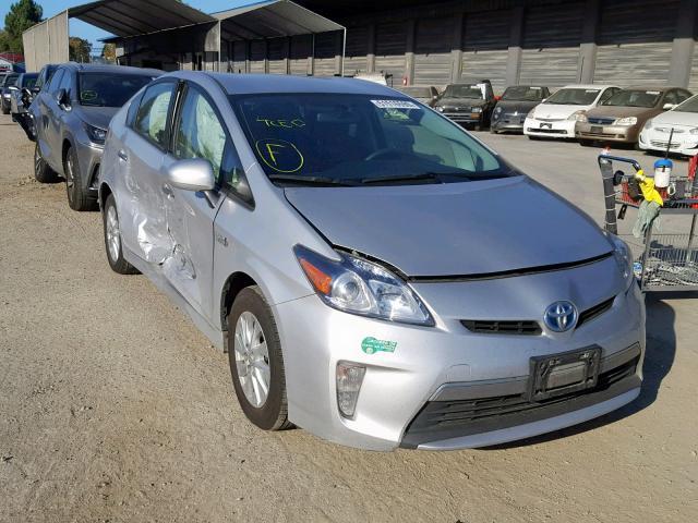 2015 Toyota Prius Plug 1.8L