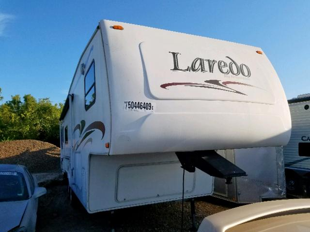 click here to view 2004 KEYSTONE LAREDO at IBIDSAFELY