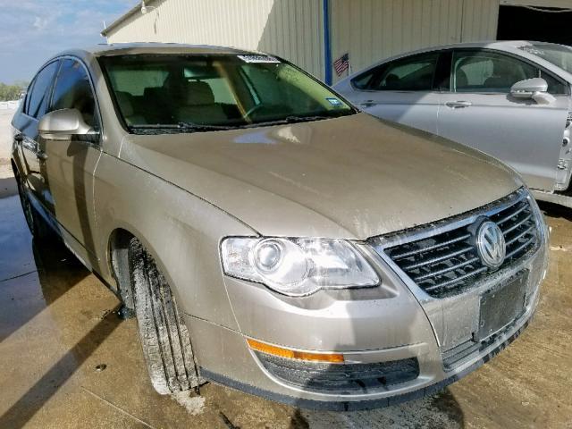Salvage 2007 Volkswagen PASSAT 2.0 for sale