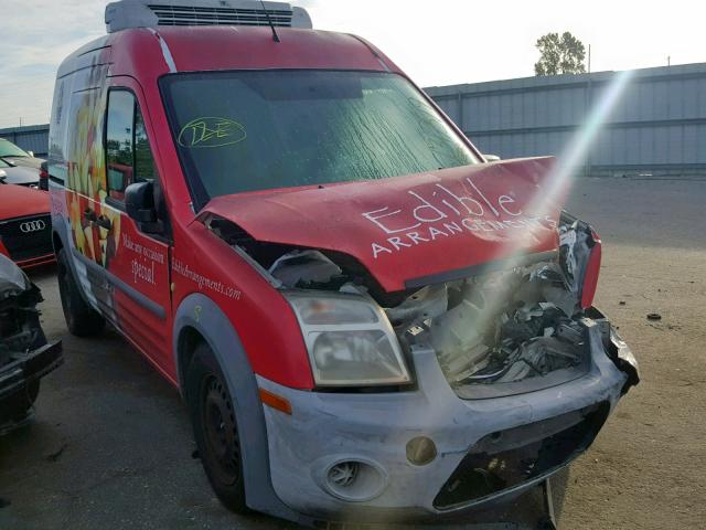 Salvage 2012 Ford TRANSIT for sale
