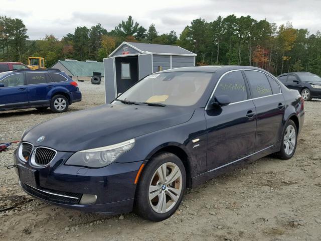2009 BMW  528 XI