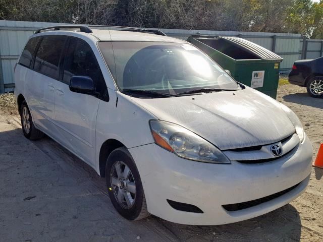 click here to view 2007 TOYOTA SIENNA LE at IBIDSAFELY