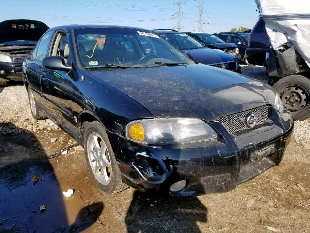 Salvage 2002 Nissan SENTRA SE for sale