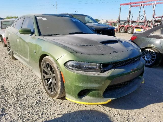 Salvage cars for sale from Copart Indianapolis, IN: 2019 Dodge Charger SR