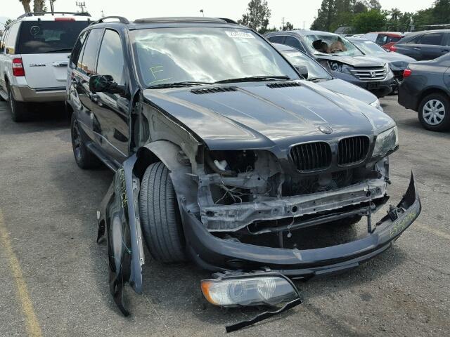 WBAFA53551LM81260 - 2001 BMW X5 3.0I
