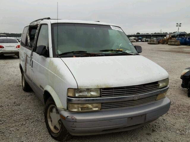 2000 GMC SAFARI 4.3L