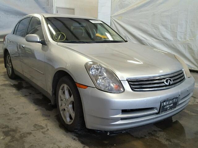 2004 INFINITI G35 AWD 3.5L