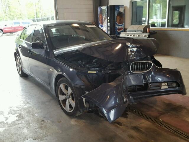 WBANF735X7CU21640 - 2007 BMW 530XI