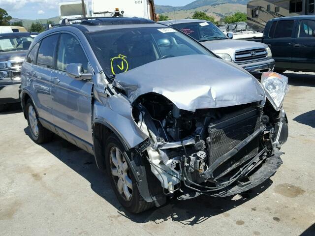 2007 HONDA CRV 2.4L