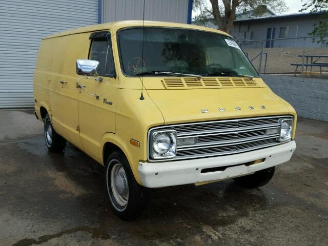 B11AE6X145725 1976 Dodge Van in NM - Albuquerque
