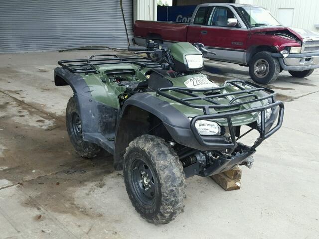 2013 HONDA TRX500FA 1