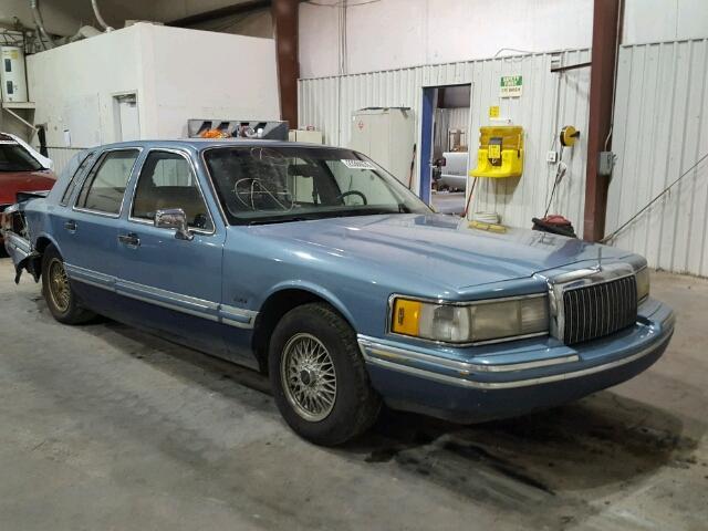 1LNLM82W4PY618737 - 1993 LINCOLN TOWN CAR S