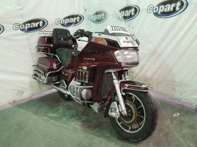 1985 HONDA GL CYCLE 1.2L