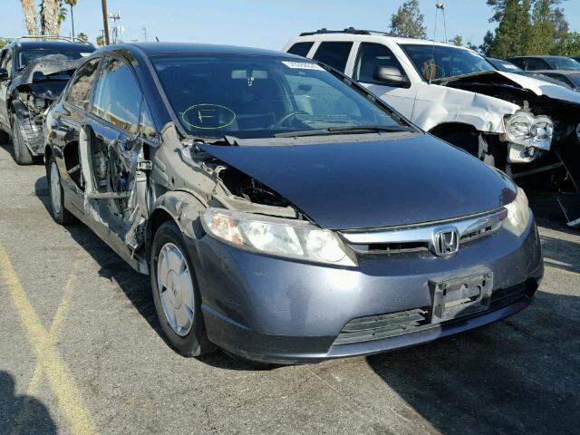 2007 HONDA CIVIC HYBR 1.3L