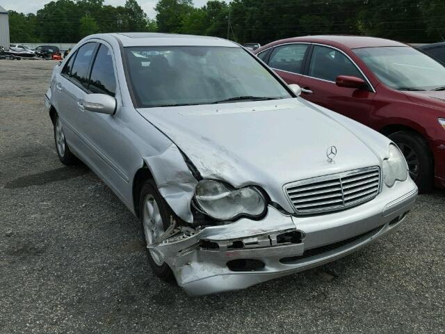 Auto auction ended on vin wdbrf61j52f157439 2002 mercedes for Mercedes benz mobile alabama