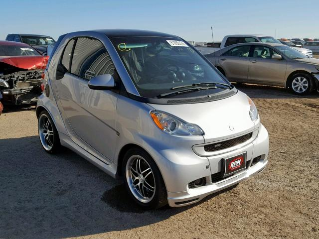 click here to view 2009 SMART FORTWO PUR at IBIDSAFELY