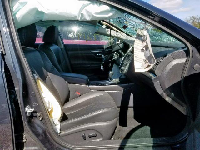 2017 Nissan Altima Interior >> 2017 Nissan Altima 3 5 3 5l 6 For Sale In Harleyville Sc Lot 51080719