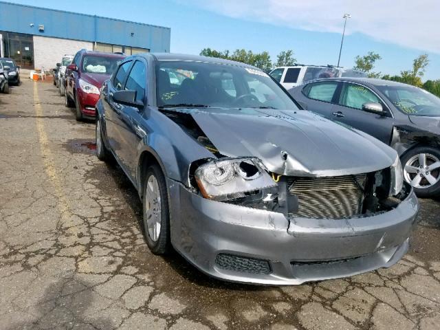 2012 Dodge Avenger Se 2.4L