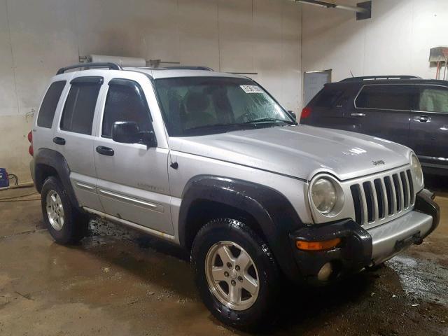 2002 Jeep Liberty Li 3.7L