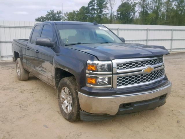Chevrolet salvage cars for sale: 2015 Chevrolet Silverado