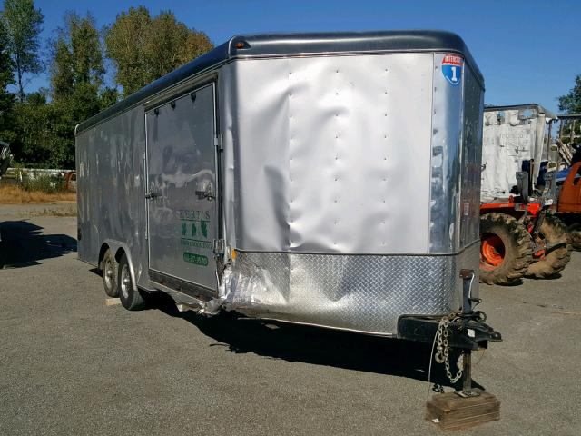 Interstate Cargo Trailer salvage cars for sale: 2017 Interstate Cargo Trailer