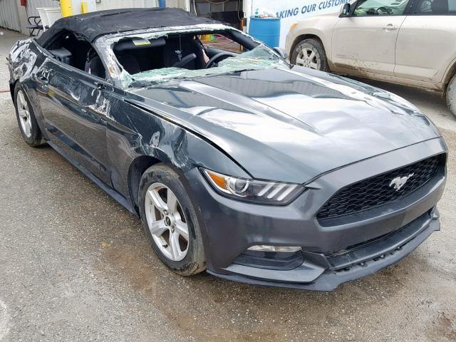 2016 Ford Mustang 3.7L