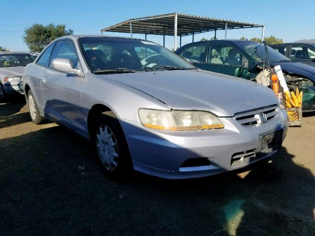 Honda Accord LX salvage cars for sale: 2001 Honda Accord LX