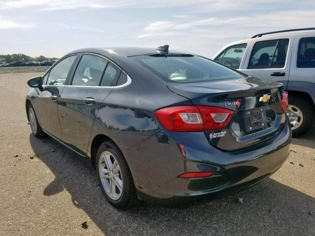 2017 Chevrolet CRUZE   Vin: 1G1BE5SM8H7136153