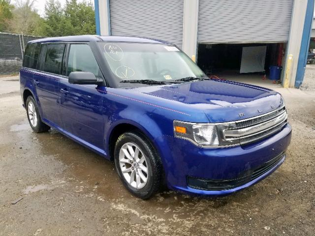 Salvage 2013 Ford FLEX SE for sale