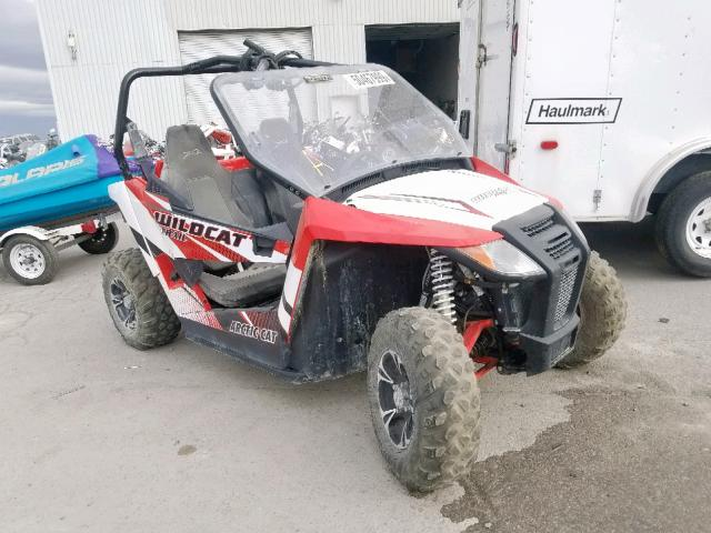 click here to view 2015 ARCTIC CAT WILDCAT TR at IBIDSAFELY