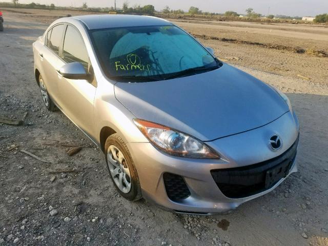 2013 Mazda 3 I 2.0L