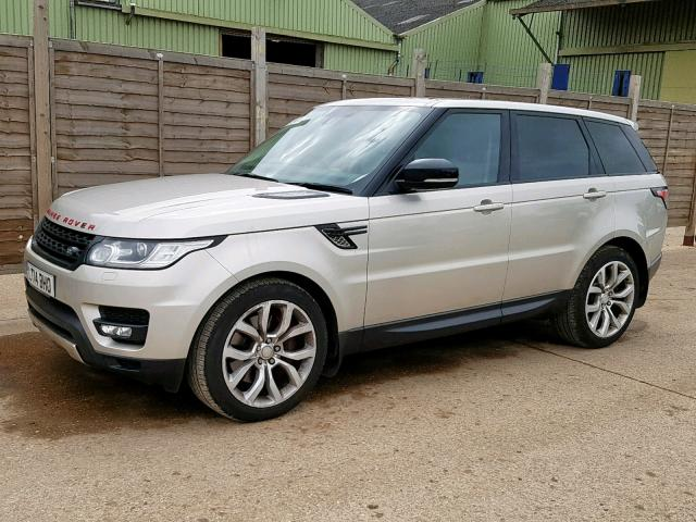 LAND ROVER R ROVER SP - 2014 rok